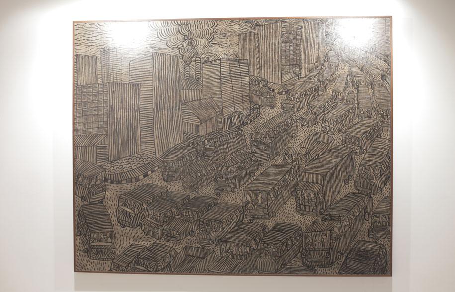 Yunizar_Selamat-Pagi-Kotaku-(Good-Morning-My-Town),-2003,-Private-collection-of-Alex-Tedja